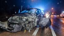 Zes gewonden na zwaar verkeersongeval in Diepenbeek