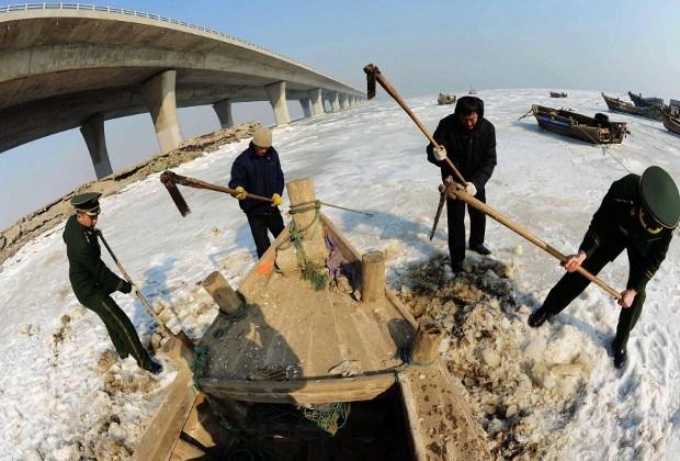 Noord-China kampt met koudste winter in bijna 30 jaar