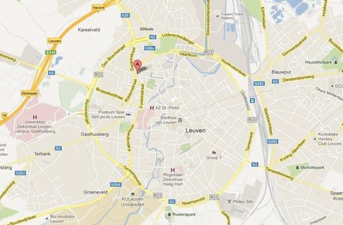 Vrouw belandt in ziekenhuis na brutale overval in Leuven