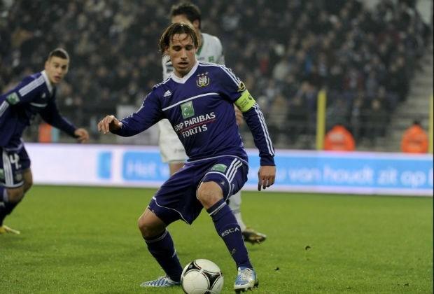 Biglia ontbreekt op winterstage Anderlecht