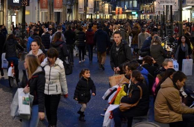 Nederlanders goed voor 10 procent van de omzet in Antwerpen