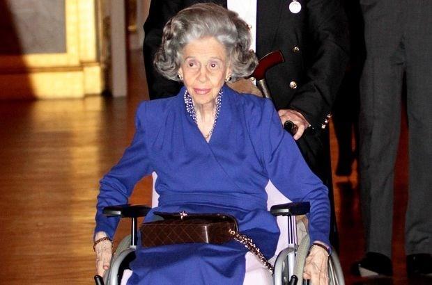 Koningin Fabiola laat regeling uitwerken voor erfenis