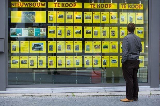 Huizen werden in 2012 duurder, appartementen goedkoper in Vlaanderen