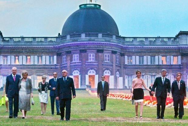 Bewaking koninklijke familie kost politie 14,7 miljoen euro