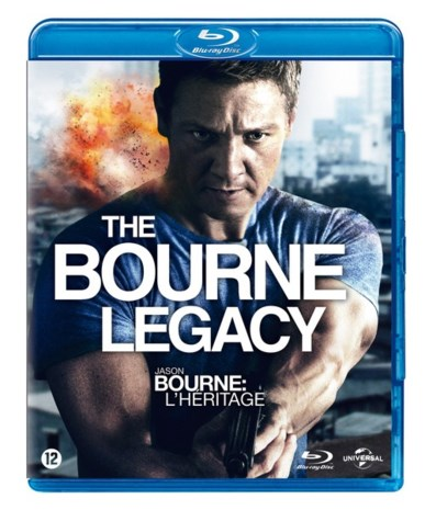 DVD: The Bourne Legacy (***)
