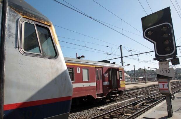 """VB: """"De treinreizigers zijn andermaal de dupe"""""""