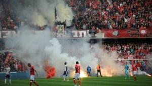 Opnieuw minder stadionverboden in Belgisch voetbal