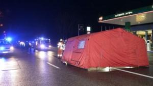 Dodelijk ongeval in Zele, bestuurder reed niet te snel