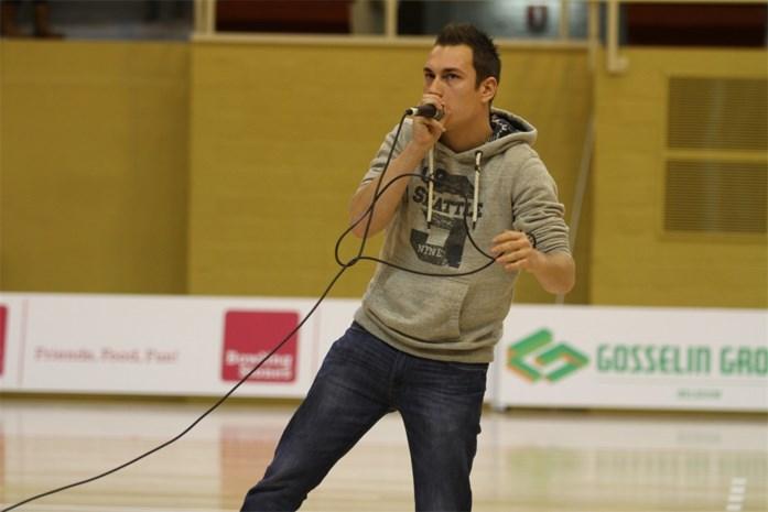 Beatboxer BBG mag optreden tijdens match Antwerp Giants