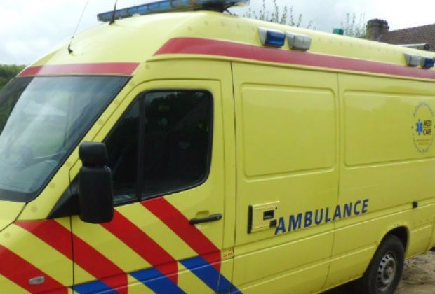 Man bedreigt ambulanciers met vuurwapen