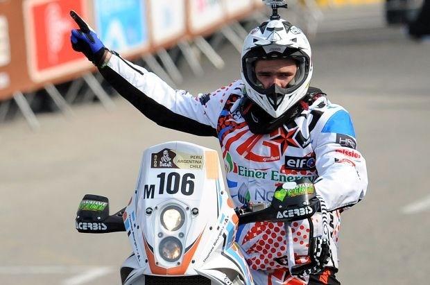 Franse motard (25) overlijdt tijdens eerste Dakar-deelname