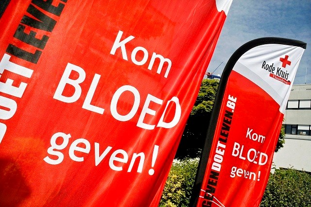 Rode Kruis houdt aantal bloeddonoren op peil