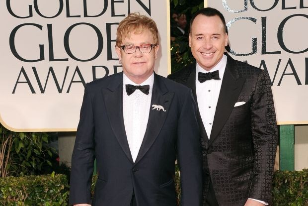 Elton John wordt tweede keer papa