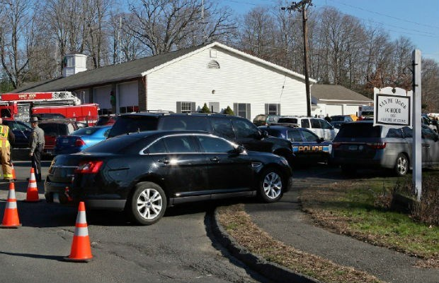 42 Belgen bezitten moordwapen Sandy Hook