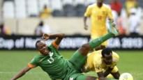 Titelverdediger Zambia speelt gelijk tegen Ethiopië