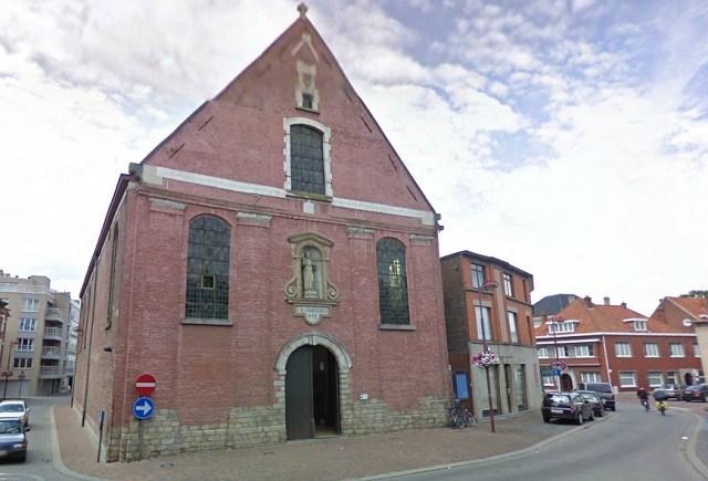 Man sterft in Menen na klap tegen kerk