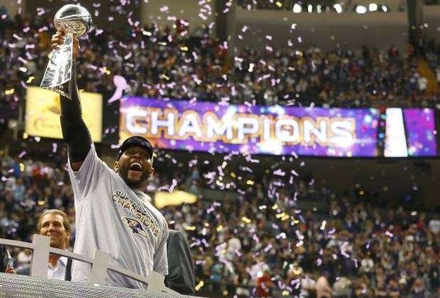 Baltimore Ravens winnen Super Bowl 2013 na thriller