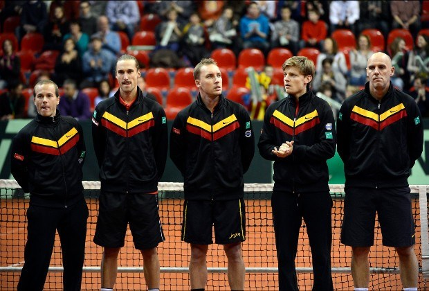 Belgische tennismannen doen goede zaak op wereldranglijst