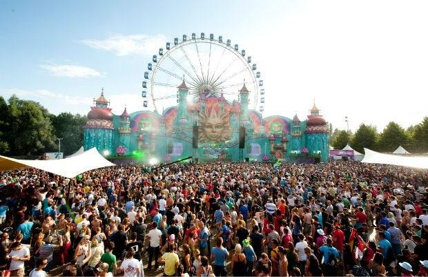 Tomorrowland kan opnieuw 'Best Music Event' worden