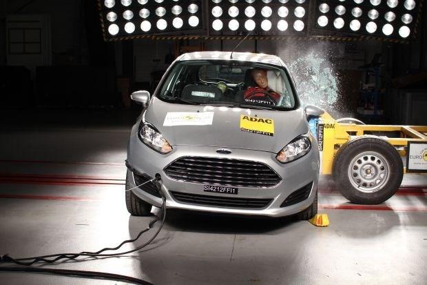 Drie Ford-modellen bekroond tot veiligste wagen in hun categorie