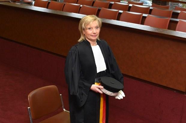 Rita Heylen nieuwe voorzitter van Turnhoutse rechtbank