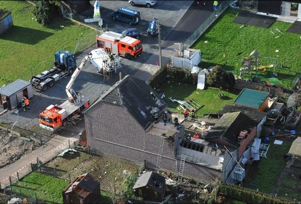 Rampenplan in Oosterzele afgeblazen