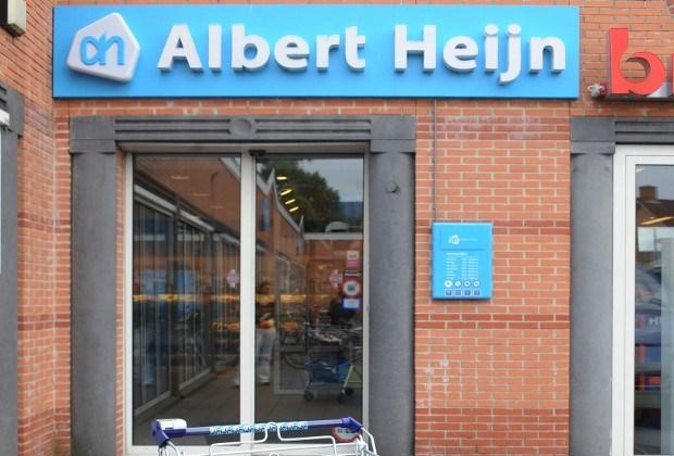 Scholieren geweerd uit Albert Heijn