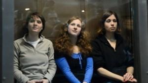 Pussy Riot dient klacht in bij Europees Hof