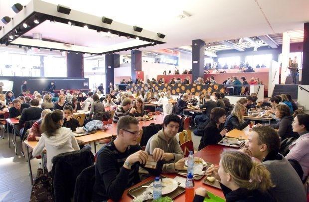Leuvense studenten moeten meer betalen voor Alma-maaltijd