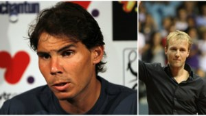 Nadal boos over