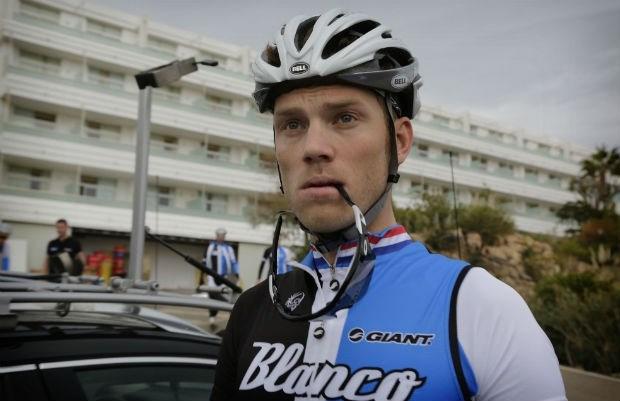 Lars Boom verslaat Maxime Monfort in tijdrit Ronde van Middellandse Zee