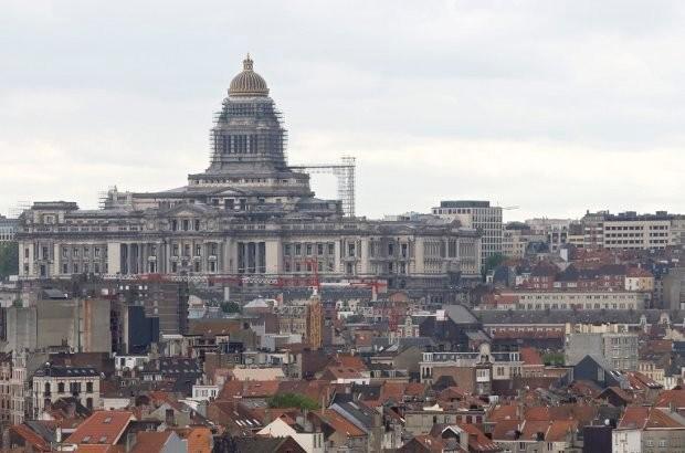 Koepel van Brussels justitiepaleis wordt opengesteld voor publiek