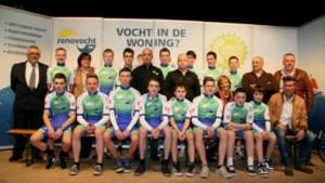Cycling Team Zemst telt vier provinciale kampioenen