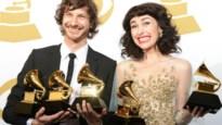 Gotye in de prijzen op Grammy Awards