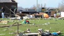 Al minstens 2,5 miljoen euro schade na valwind in Oosterzele