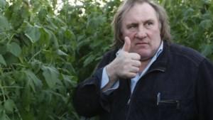 Depardieu opent restaurant in nieuw vaderland
