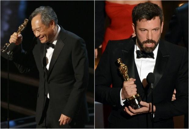 'Life of Pi' grote winnaar, 'Beste Film' gaat naar 'Argo'
