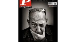 'P-magazine' neemt afscheid van Patrick De Witte