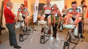 Gedetineerden fietsen Ronde van Vlaanderen