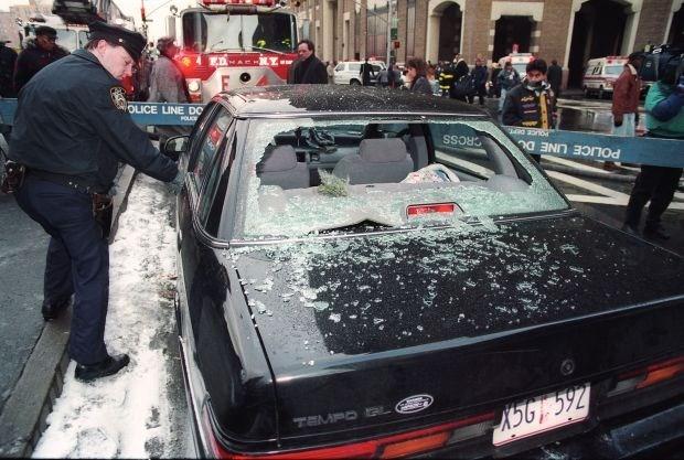 Eerste WTC-aanslag van twintig jaar geleden herdacht