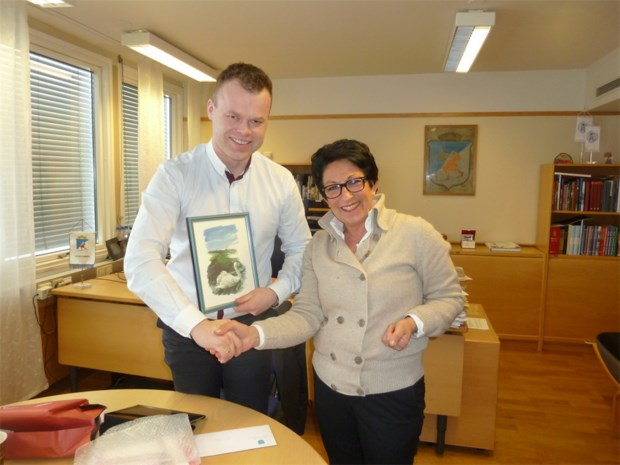 Heist wil met Noorse Lillehammer in zee gaan