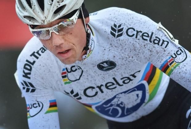 Sven Nys sluit seizoen af als leider UCI-ranking