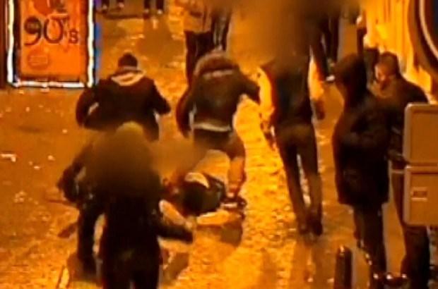 Alle verdachten uitgaansgeweld in Oosterhout aangehouden