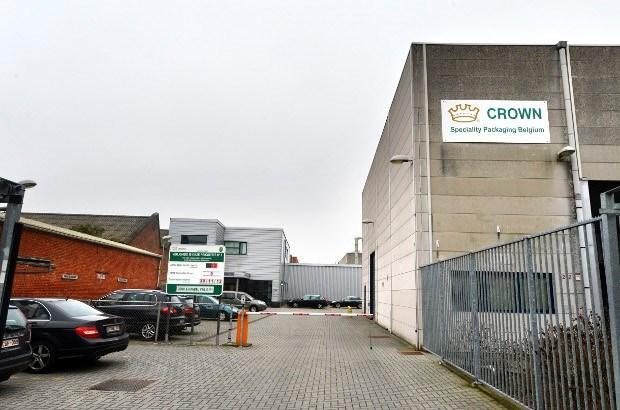 Crown wil fabriek in Hoboken sluiten