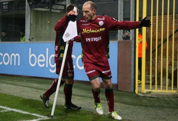 Zulte Waregem pakt overwinning op veld van Anderlecht