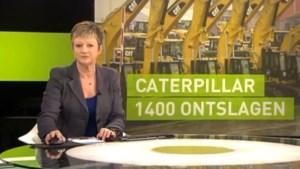 Martine Tanghe oefent Het Journaal