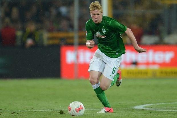 Toekomst Kevin De Bruyne bij Werder Bremen blijft onzeker