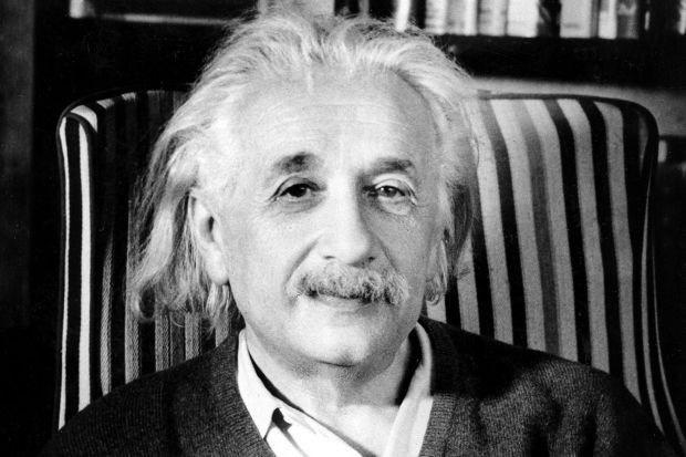 Brieven Albert Einstein geveild voor 9.000 euro