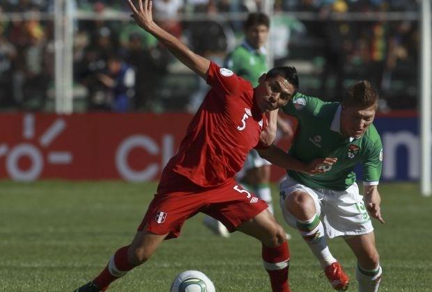 Peruaanse voetballer Joel Sanchez twee jaar geschorst