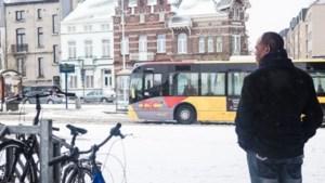 Enkel Waals openbaar vervoer verstoord door Europese actiedag in Brussel